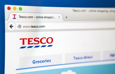 Tesco Official Website