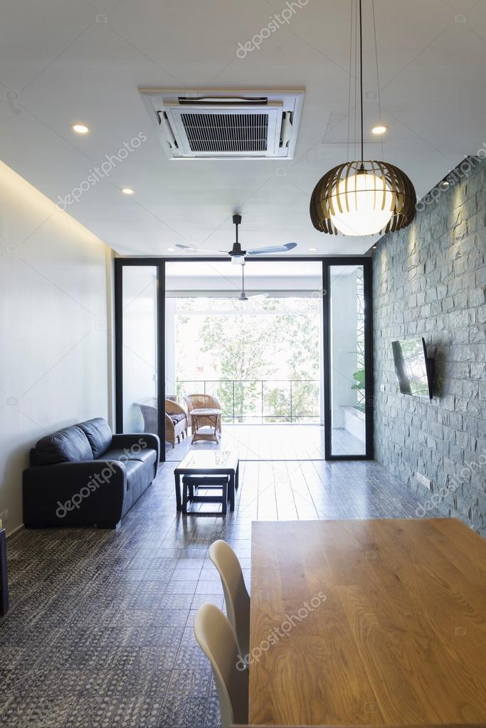 Modernes Interior Designzimmer U2014 Stockfoto