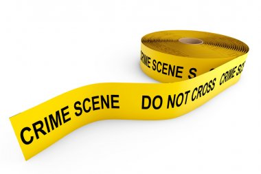 Crime Scene Yellow Tape