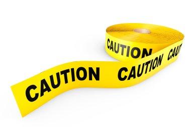 Caution Yellow Tape