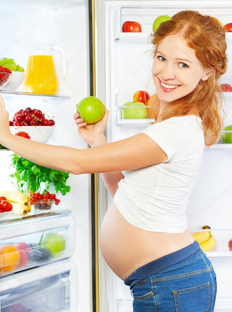 diet under graviditet