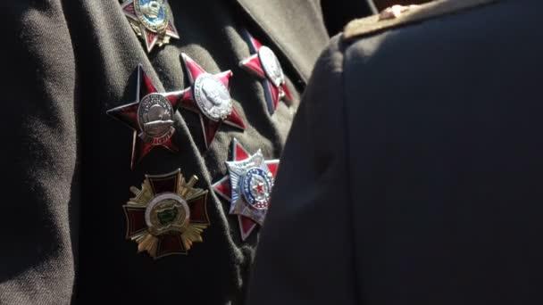 Orden Veteran Brust 9 Mai