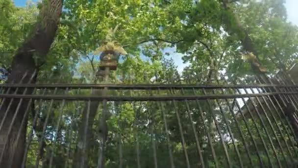 Fence Garden Anichkov Palace