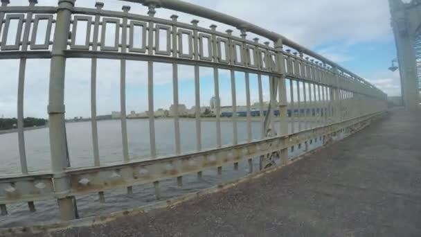 Bolsheokhtinsky Železný most