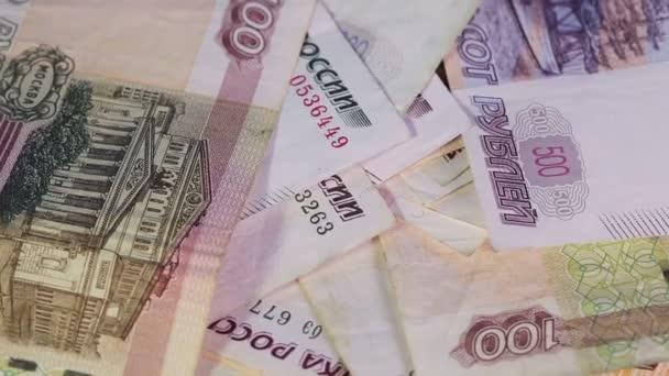 Russians moneys