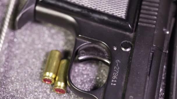 kezdő gun