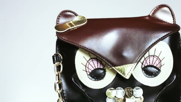 Bag in form owl