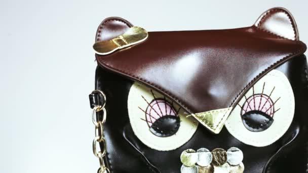 Bag in form owl