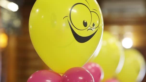mehrere Ballons