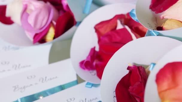 Balíčky s růží