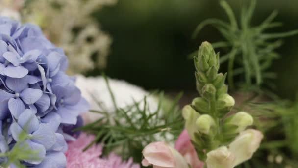 květy dekorace