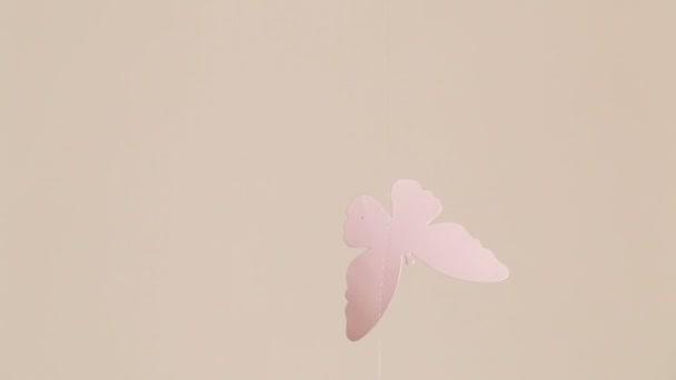 Single Paper butterflies