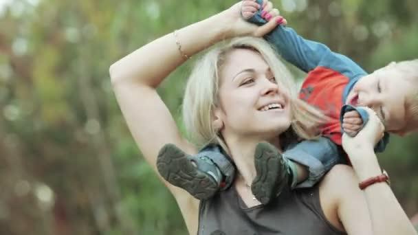 Видеоролик матери с сыном фото 797-109