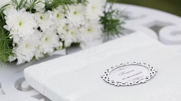Svatební Návštěvní kniha