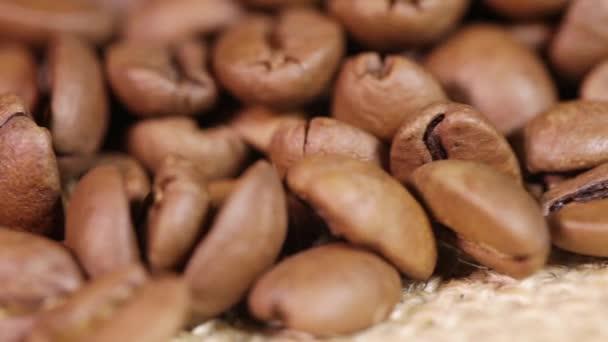 Makro-Kaffeebohnen