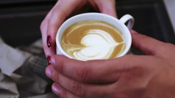 Takže kávu barista vzdělání