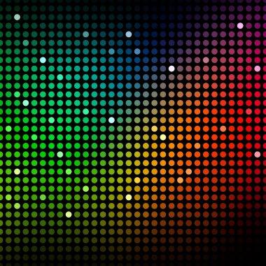 Sparkling glitter background