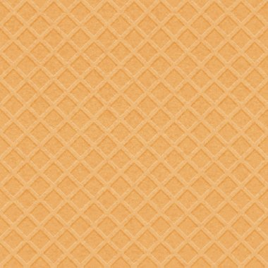 Waffle texture - vector background