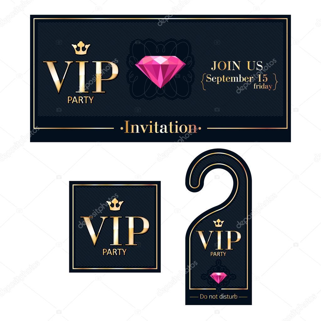 Invitation Card Vip Images - Invitation Sample And ...