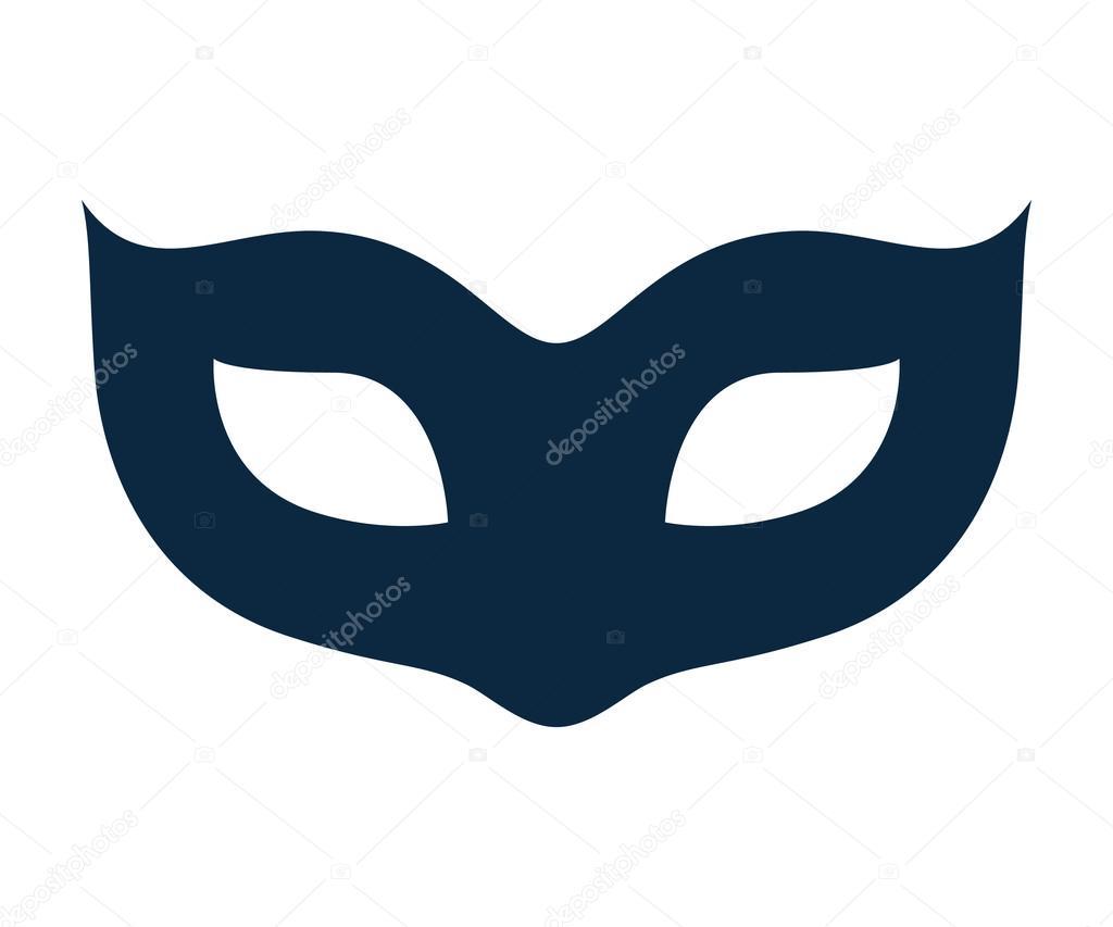 masquerade mask template stock vectors royalty free masquerade mask
