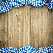 Rustikaler Hintergrund für Oktoberfest