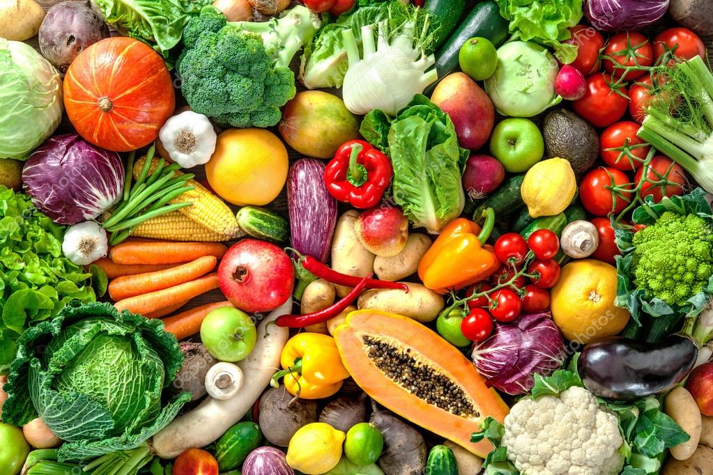 Баннер овощи фрукты фото