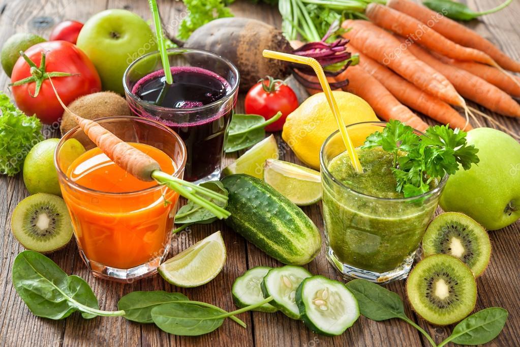 Диета овощной и фруктовый