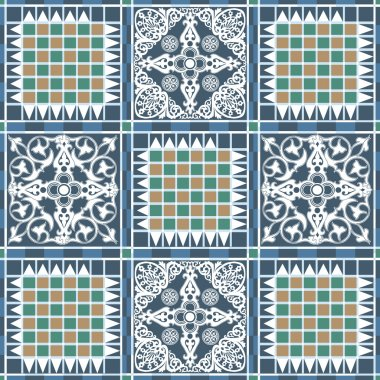 Moroccan pattern 9