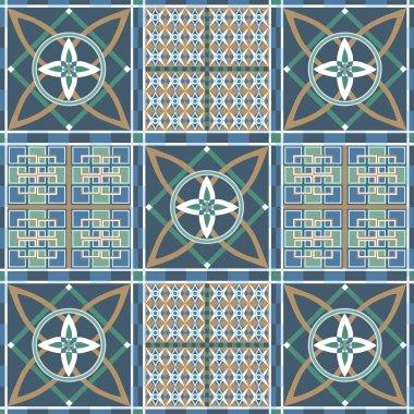 Moroccan pattern 8