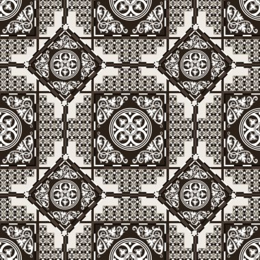 Moroccan pattern 24