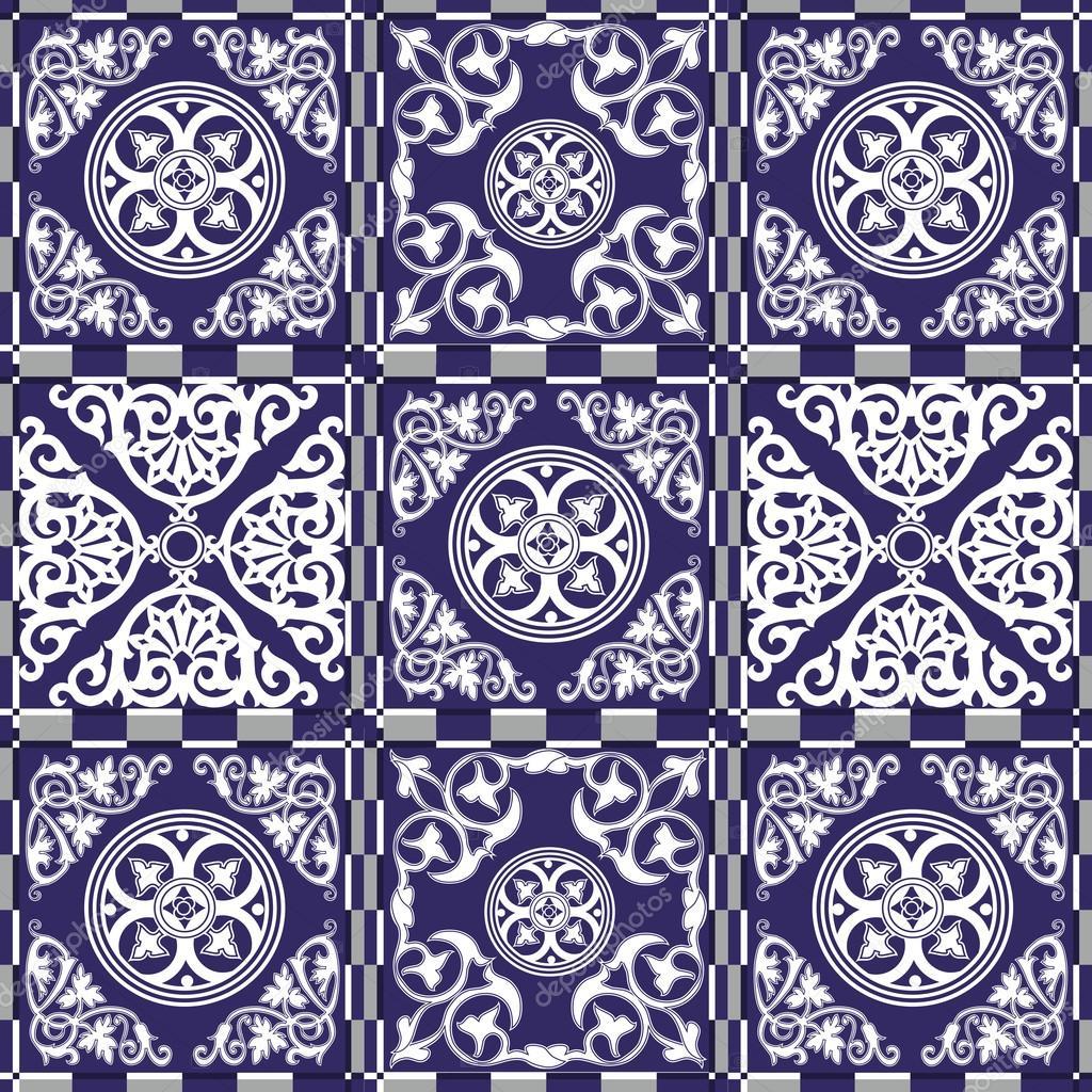 marokkanische muster 20 stockvektor kashtanka 77728690. Black Bedroom Furniture Sets. Home Design Ideas