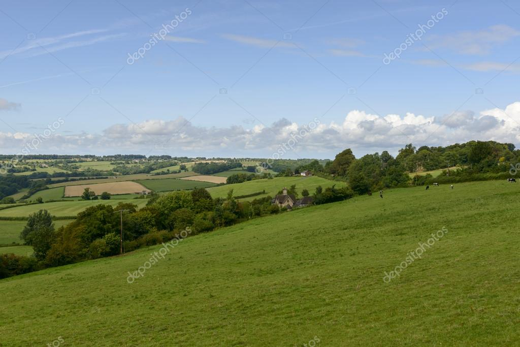 Wiltshire countryside near Corsham