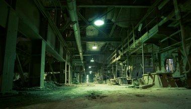 piping at power plant