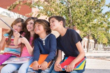 kids talking photos