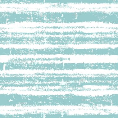 Seamless pattern with  fresh blue stripes