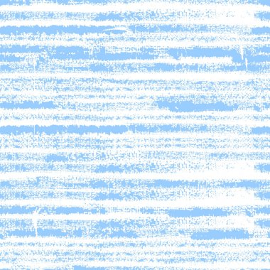 Retro seamless pattern with blue stripes