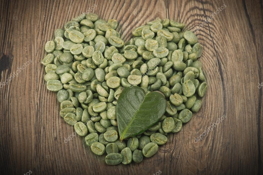 gröna kaffebönor life