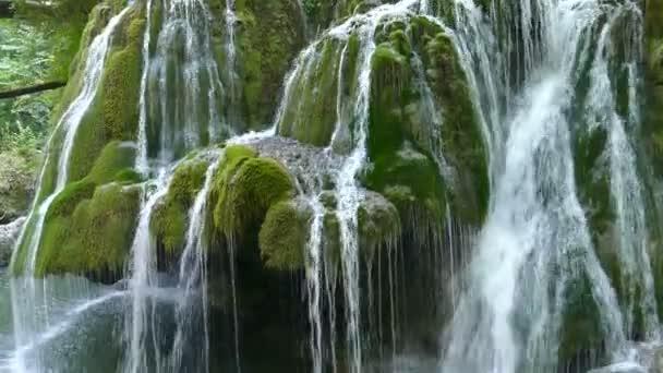 Vodopád biger, Rumunsko 1