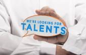 Hledání talentů