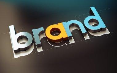 Brand Name De Concept