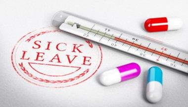 Sick Leave Concept