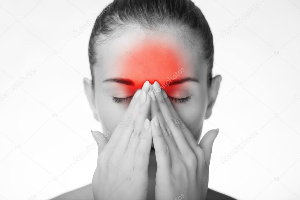 Smärta i ögonen