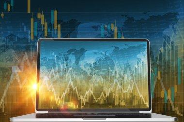 Stock Trader Computer
