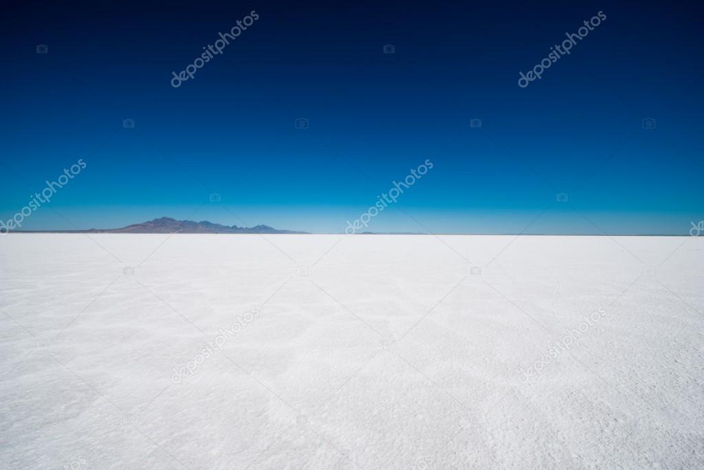 Salt Flats in Utah