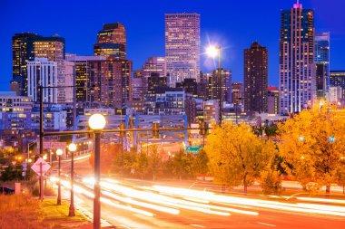 Denver Evening Traffic