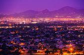 Periferia di Phoenix in Arizona