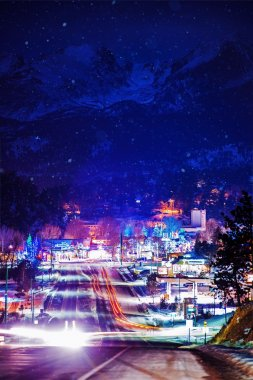 Estes Park Winter Illumination