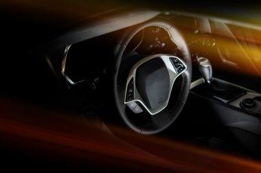 Modern Car Cockpit