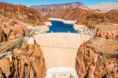 Hoover-Staudamm am Lake Mead