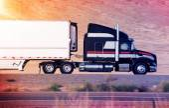 rychlosti částečně truck